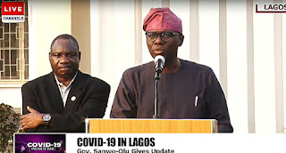 COVID-19: Lagos Govt To Provide Staple Foods To 200,000 Households