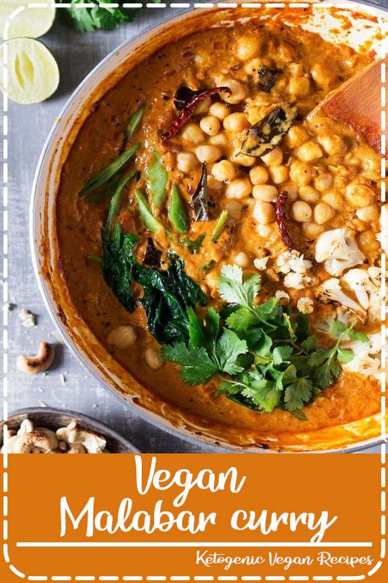 Our vegan Malabar curry is a delicious veggie curry based on a Keralan classic Vegan Malabar curry