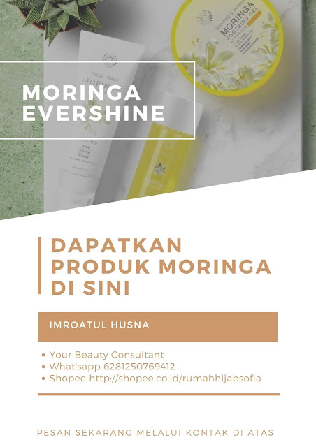 moringa evershine