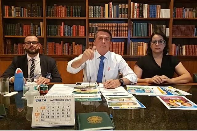 Presidente Bolsonaro concederá entrevista à rádio do RN nesta quarta-feira (4)