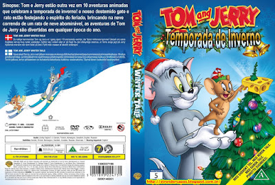 Tom e Jerry Temporada de Inverno