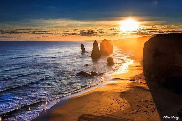 Los Doce Apóstoles, Australia