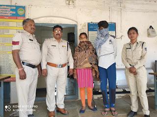 बिन बताए घर से भागे नाबालिक को पुलिस ने उज्जैन की लड़की के साथ दिल्ली में ढूंढा