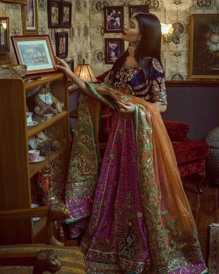 Nickie Nina Pakistani Bridal Dresses in UK