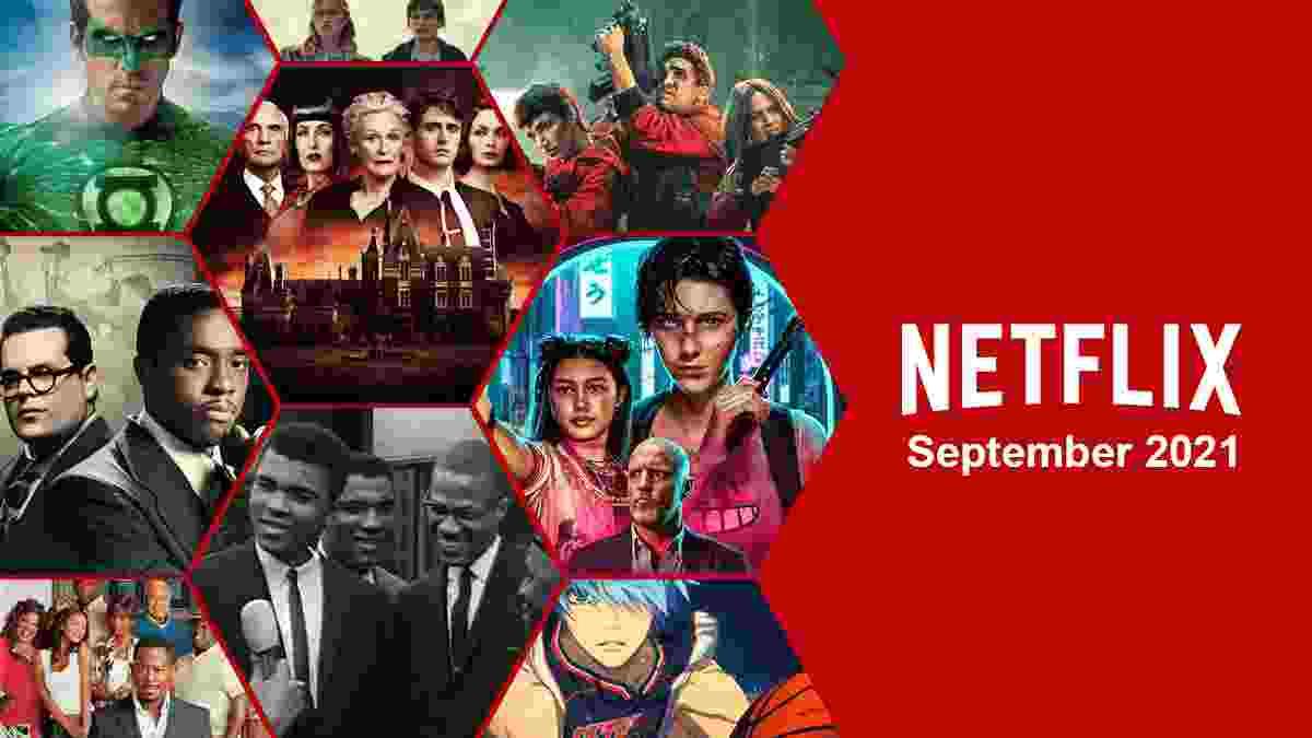 Netflix September 2021 webseries