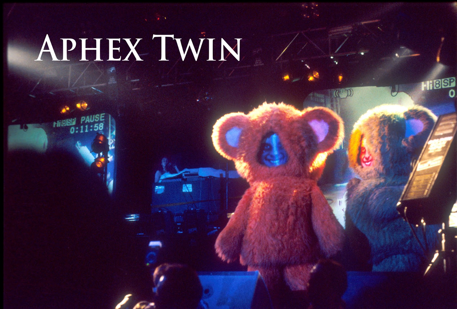 Soundboy Pictures: Aphex Twin Big Love 1996 Donkey Rhubarb