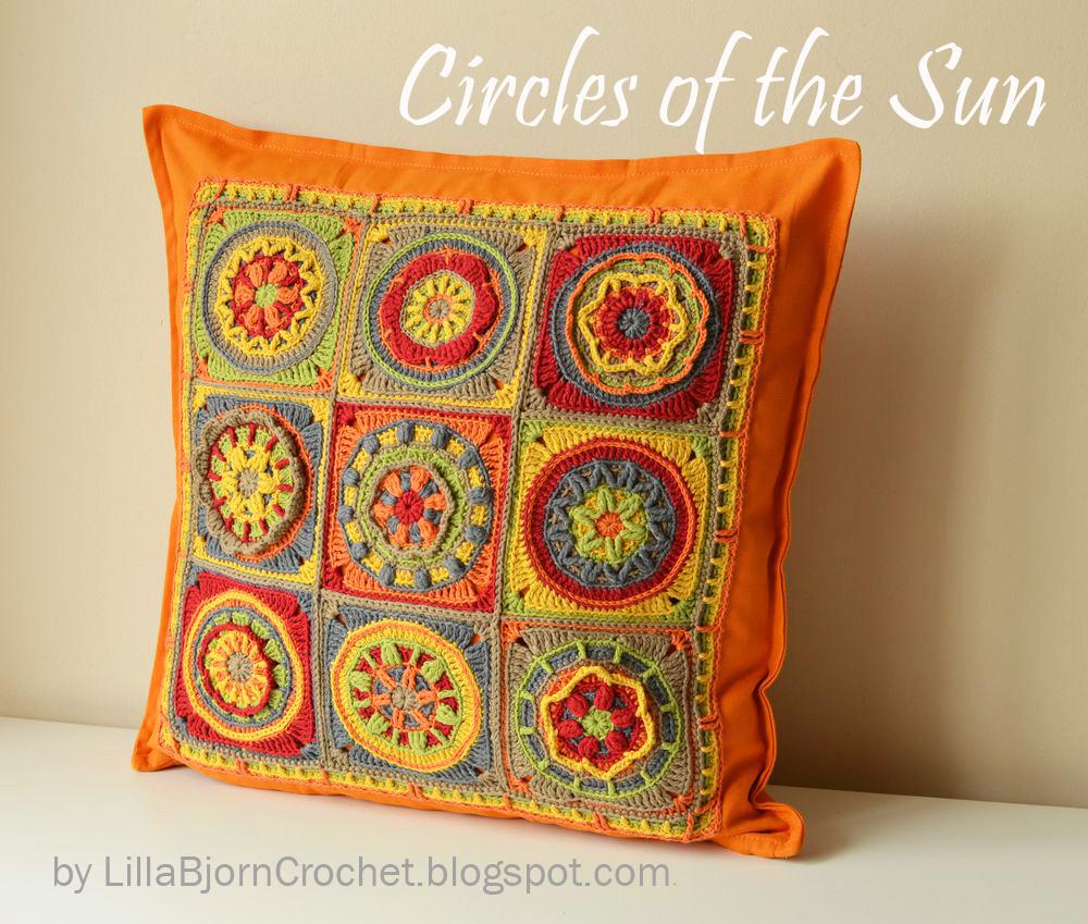 Final Part Circles Of The Sun Cal Lillabjörn S Crochet World