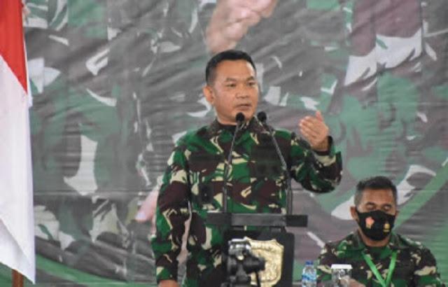 Pangdam Jaya : Kalau Perlu FP1 Bubarkan saja, Kalau Coba-coba dengan TNI, Mari