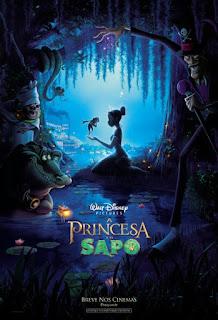 A Princesa e o Sapo Disney Tiana