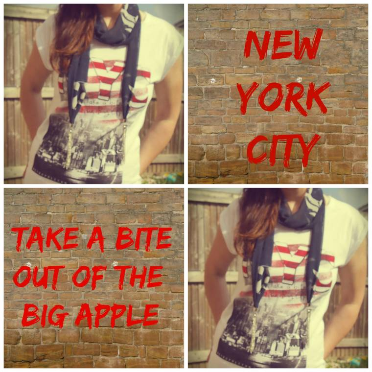 NYC: I Have Always Dreamt Of Visiting Is 'New York'