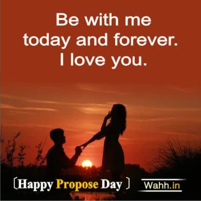 Propose Day Quotes for Girlfriend In Hindi