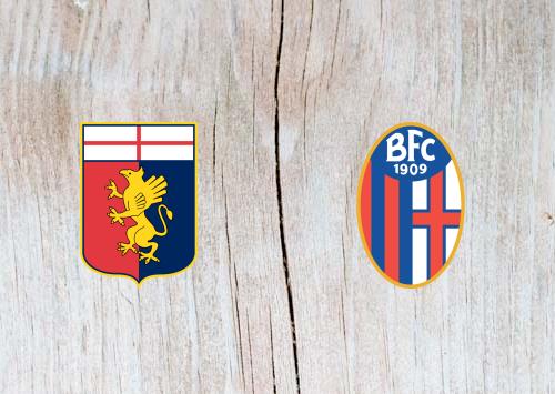 Genoa vs Bologna - Highlights 16 September 2018