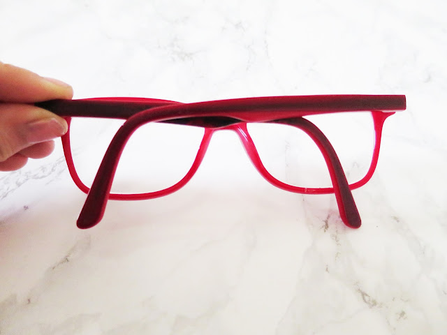 Specsavers Red