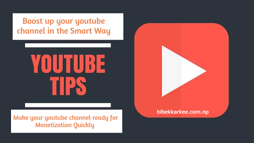 Boost up your YouTube channel in the Smart Way 2019 | Make your YouTube channel ready for Monetization Quickly