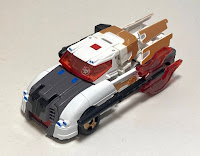 Lio Convoy Vehicle Mode