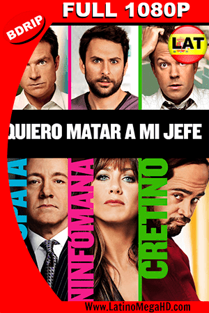 Quiero Matar a Mi Jefe (2011) Latino FULL HD BRRIP 1080P ()