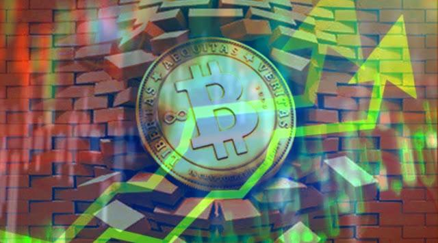 Bitcoin pris