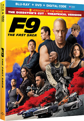 GIVEAWAY - F9: The Director's Cut digital code {3 winners, ends 9/18}