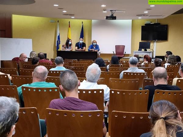 El Hospital de La Palma reorganiza su actividad para garantizar la atención sanitaria ante la erupción volcánica