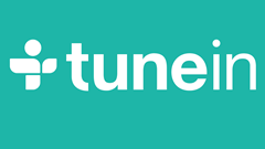 We are in Tunein