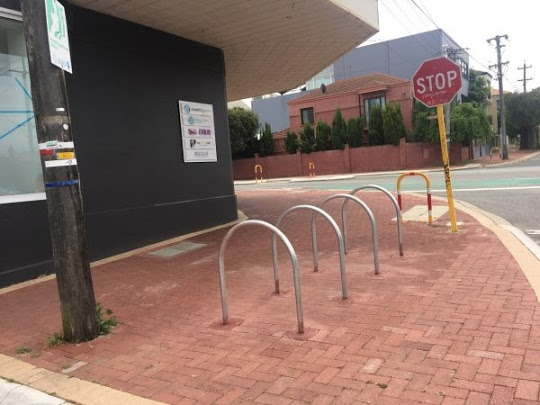 Bike Racks for Parking