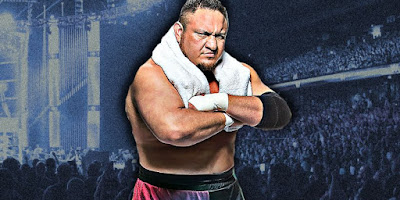 Samoa Joe Injured While Filming a WWE Commercial
