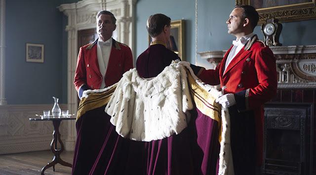 Los escándalos de la familia Windsor en 'Los Windsor: una historia de poder y escándalos'