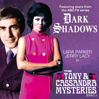 Dark Shadows audiobook cover