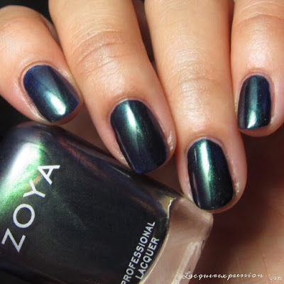 nail polish swatch of Olivera from Zoya's enchanted collection
