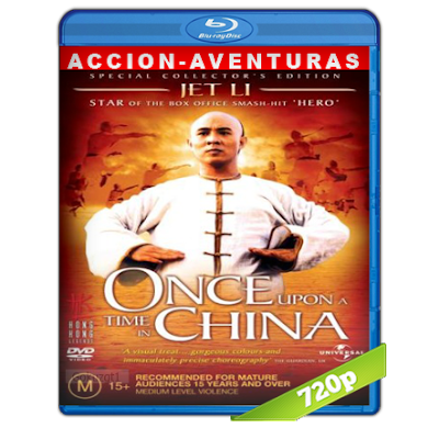 Erase Una Vez En China (1991) BRRip 720p Audio Dual Castellano-Chino 5.1