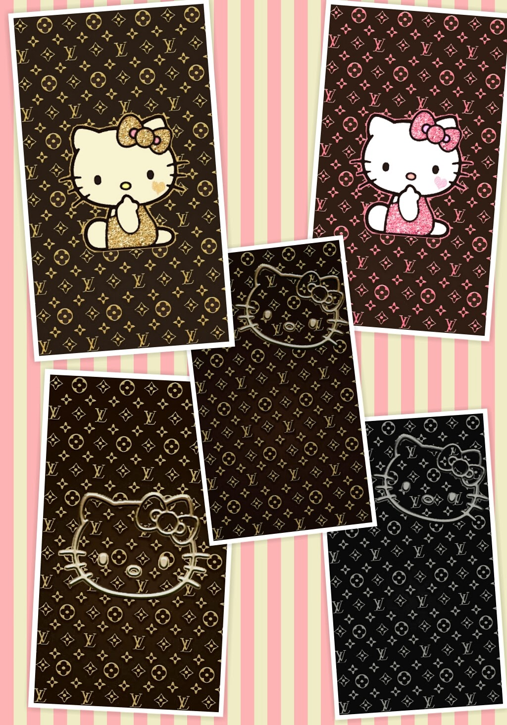 Popular Wallpaper Hello Kitty Silver - PhotoGrid_1384883280484  Picture_813392.jpg