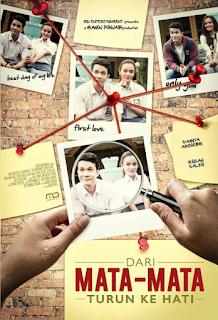 Download Film Dari Mata-Mata Turun ke Hati (2017) WEB-DL Full Movie