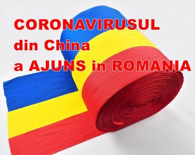 primul caz de coronovaris din china in romania