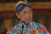 Sri Sultan HB X Resmi Memberlakukan Status Tanggap Darurat Bencana Corona