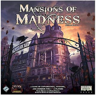 Mansions of Madness segunda edición