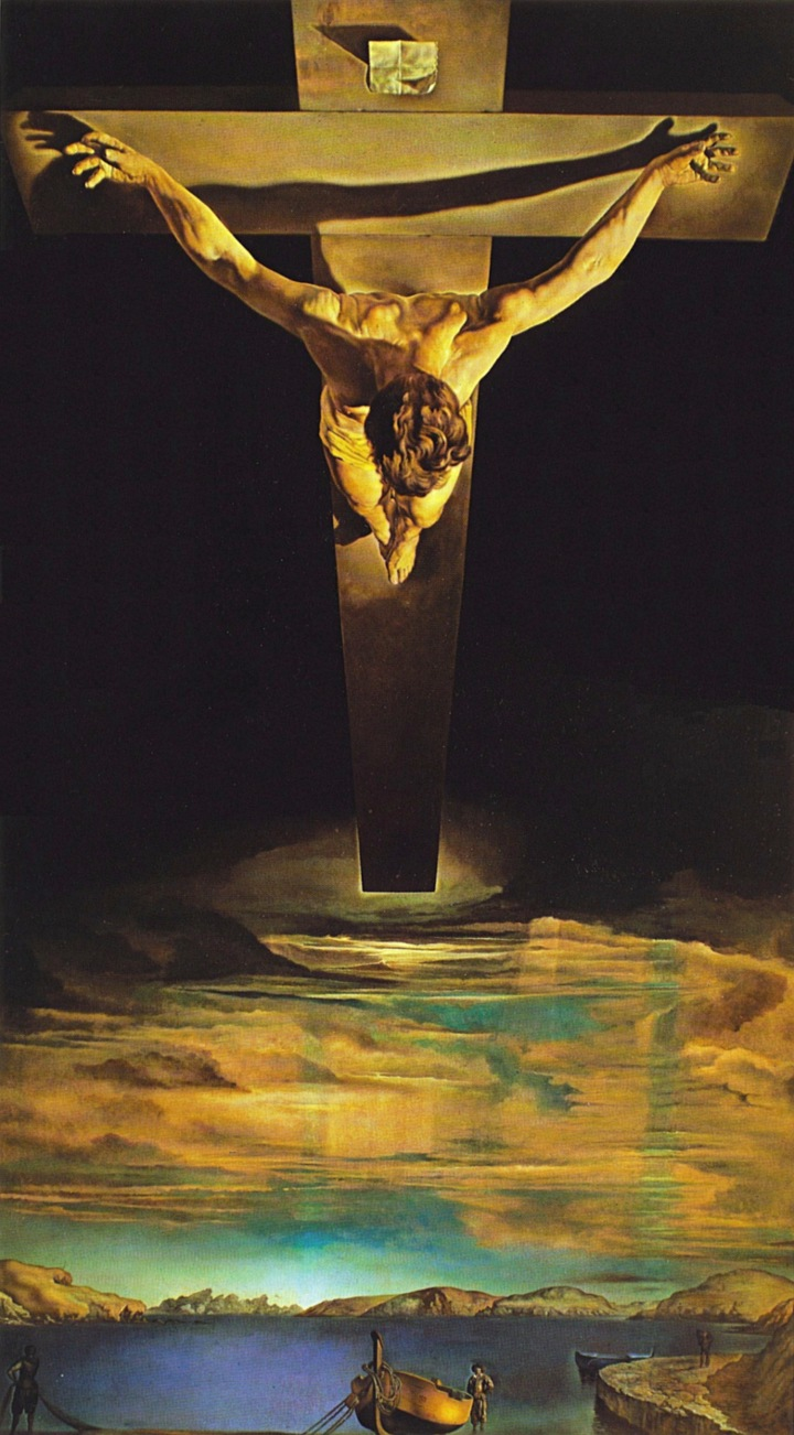 Salvador Dalí: Christ of Saint John of the Cross