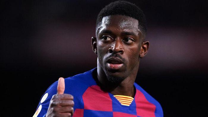 Liverpool dan Juventus Berebut Ousmane Dembele
