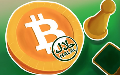 Is bitcoin or cryptocurrency halal