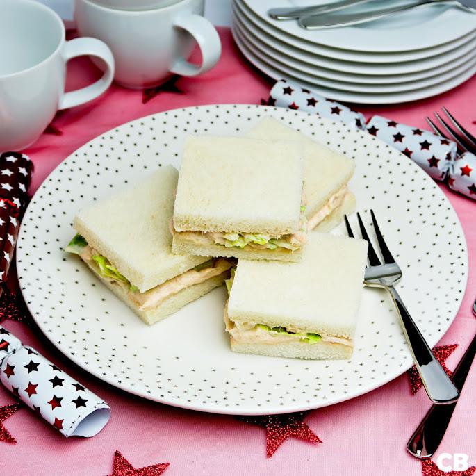 Recept: zo maak je zelf sandwiches met romige zalmsalade!