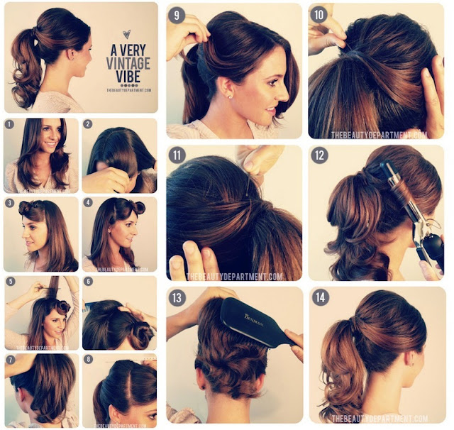 Peinados para cabello chino (3 opciones fáciles y rápidas para diario  - Cabello Rizado Peinados Faciles