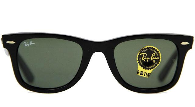 Ray-Ban Icons Sunglasses: The Wayfarer