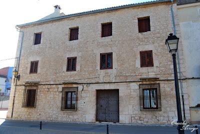 Casa señorial de lo que fue la alquería de Torreta, llamada la Gran Casa, hoy perteneciente al municipio de Manuel