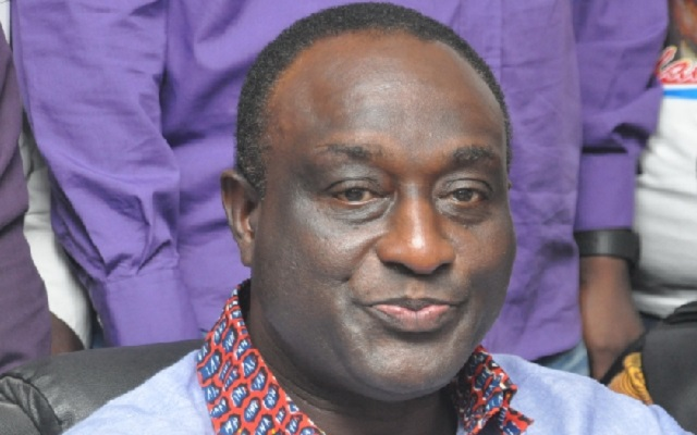 Ghanaians are saying they want Nana Addo - Kyerematen
