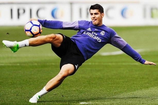 Alvaro Morata Real Madrid Pindah ke MU