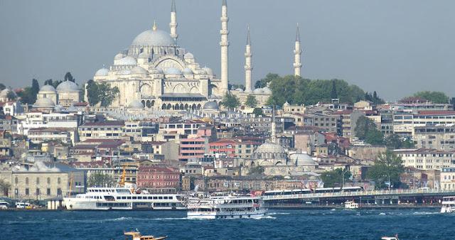 TIPS KE TURKI