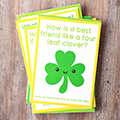 St. Patrick's Day Lunch Box Jokes