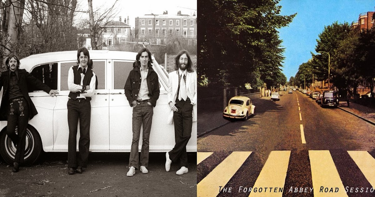 RELIQUARY: Beatles, The - The Forgotten Abbey Road Sessions
