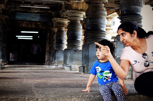 Trip to Belur from Bangalore: Slice of historical architecture from my lens
