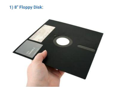 What is floppy disk