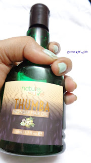 Thumba hair oil review